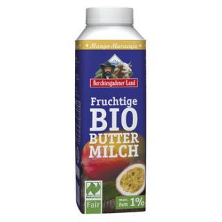 Buttermilch Mango-Maracuja