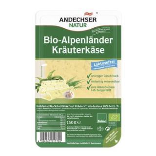 Alpenl. Kräuterkäse Scheiben