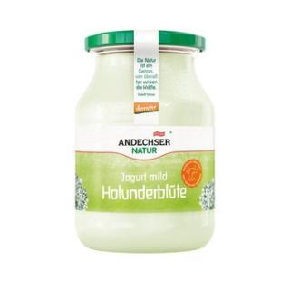 Joghurt mild Holunderblüte