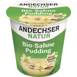 Sahne Pudding Vanille