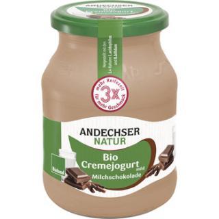 Milchschokolade Joghurt 3,7%