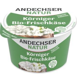 Körniger Frischkäse  (Hüttenkäse)