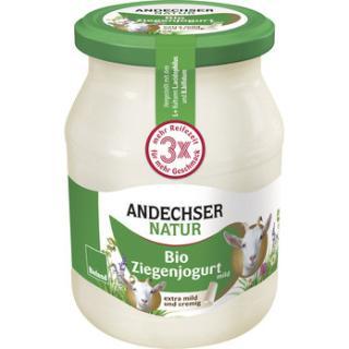 Ziegenjoghurt 3,5% 500gr