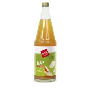 Apfelsaft naturtrüb, Green