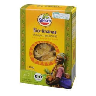 Ananas getrocknet
