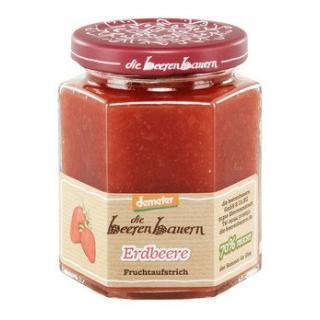 Beerenbauern Erdbeere Fruchtaufstrich