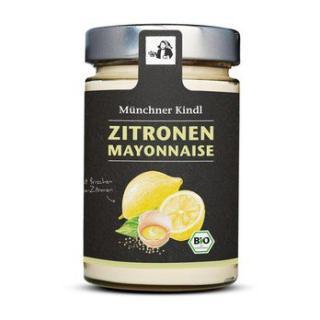Zitronen Mayonnaise