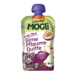 Moothie Pflaume Birne Quitte