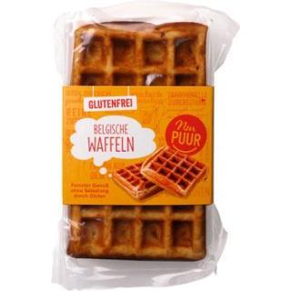 Belgische Waffeln glutenfrei