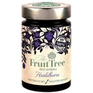 Fruchtaufstrich ohne Zucker Heidelbeere