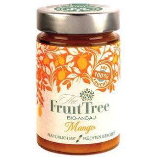 Fruchtaufstrich ohne Zucker Mango