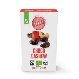 Cashew chocolat noir