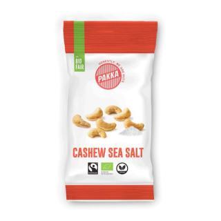 Cashew geröstet mit Meersalz