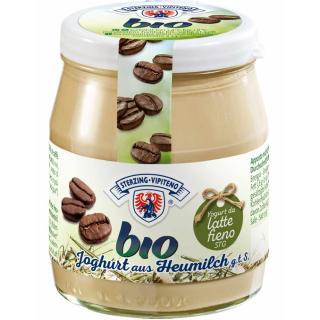 Fruchtjoghurt Kaffee 3,5 %, im Glas, 150 g