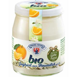 Fruchtjoghurt Orange im Glas, 3,5 %, 150 g