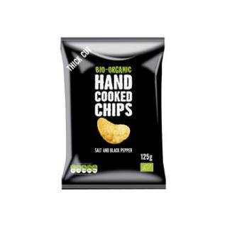 Handcooked Chips Salz Pfeffer