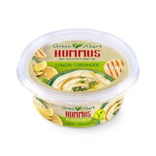 Hummus Lemon Coriander