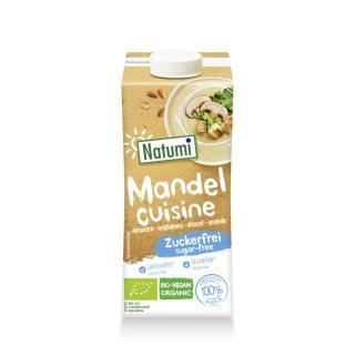 Mandel Cuisine Zuckerfrei