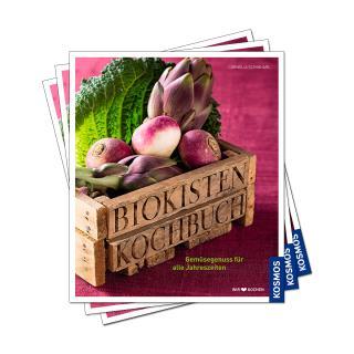 Das erste Kochbuch zur Biokiste
