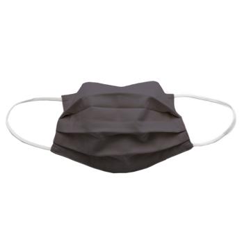 Mund-Nase-Maske aus Baumwolle 100% CO-Organic grau