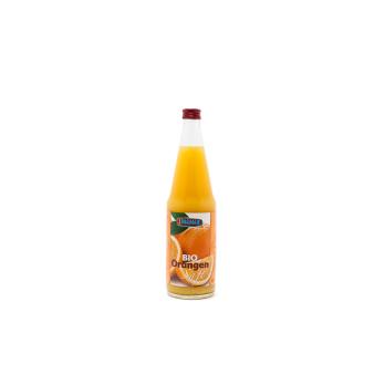 Orangensaft von der Bannmühle