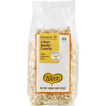 4 Korn-Mandel-Crunchy glutenfrei